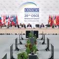 Флаги на заседании ОБСЕ